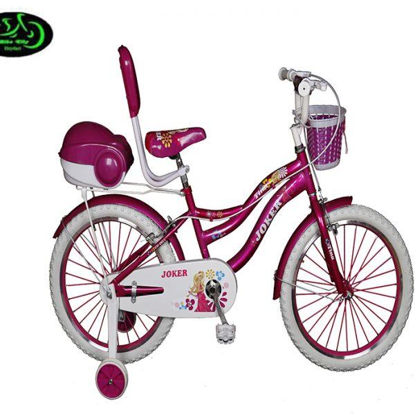 دوچرخه سایز 20-جوکر-دخترانه