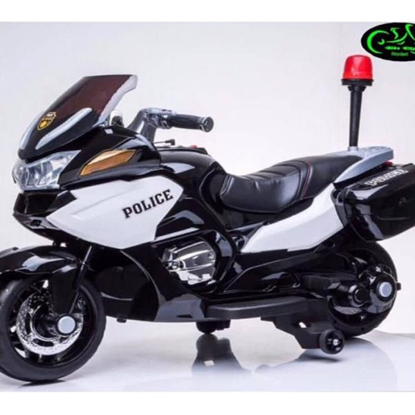 موتور شارژی طرح پلیس