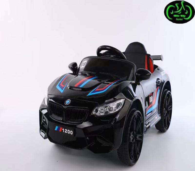ماشین شارژی BMW مشکی